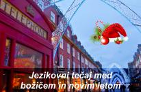 Jezikovni tečaji med božično-novoletnimi prazniki